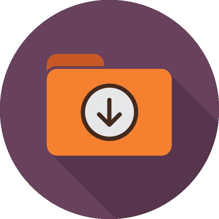 Broschüren, Info-Blätter und Checklisten