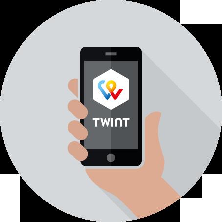 TWINT-Prepaid-App